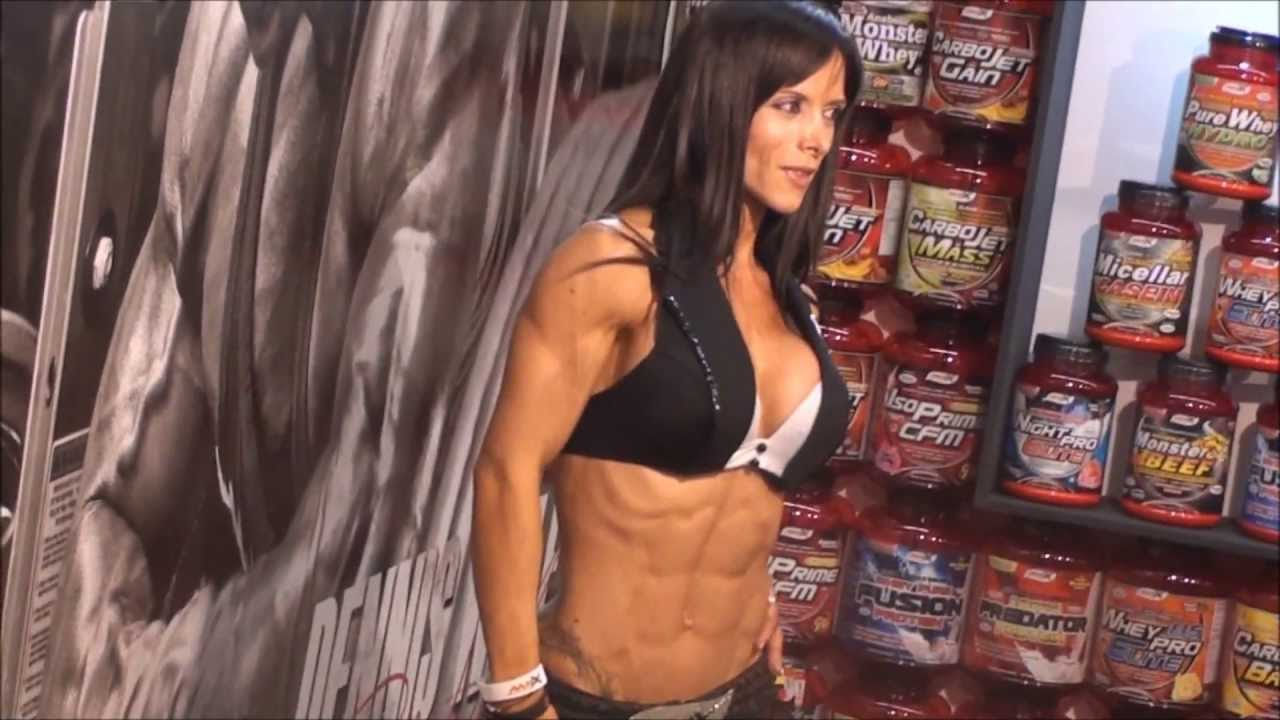 Miriam Sanchez At Fibo Power 2013