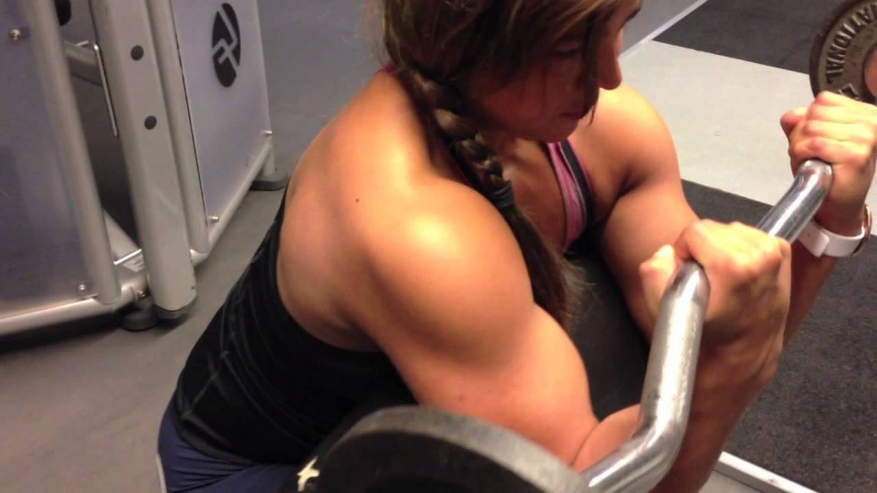 Sophie Arvebrink – Arms Workout
