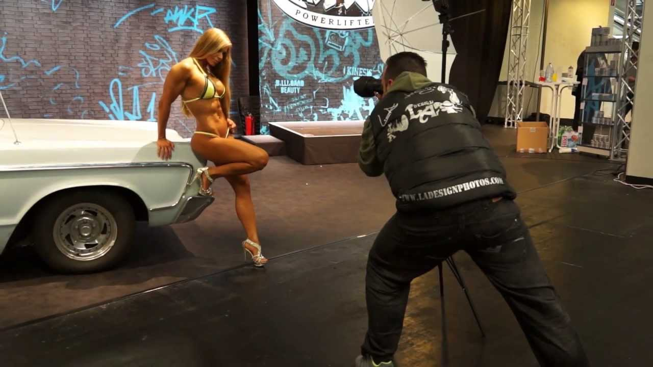 Zsuzsanna Toldi – Backstage Shooting