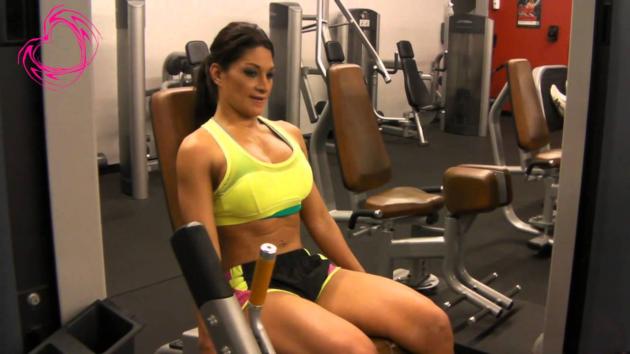 Elektra Knight – Gym Girl