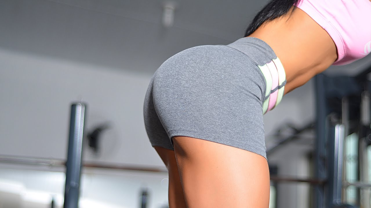 Eva Andressa – Morning Workout