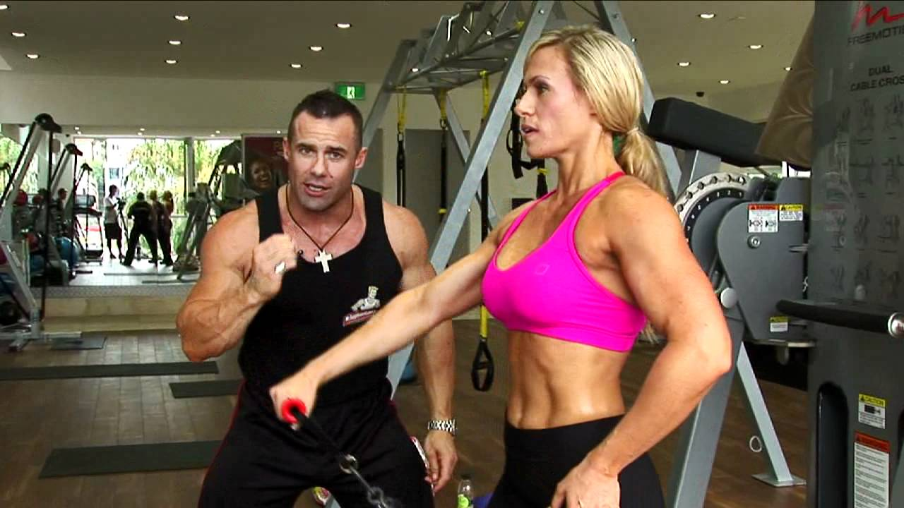 Jodene Gordon – Shoulders Giant Set