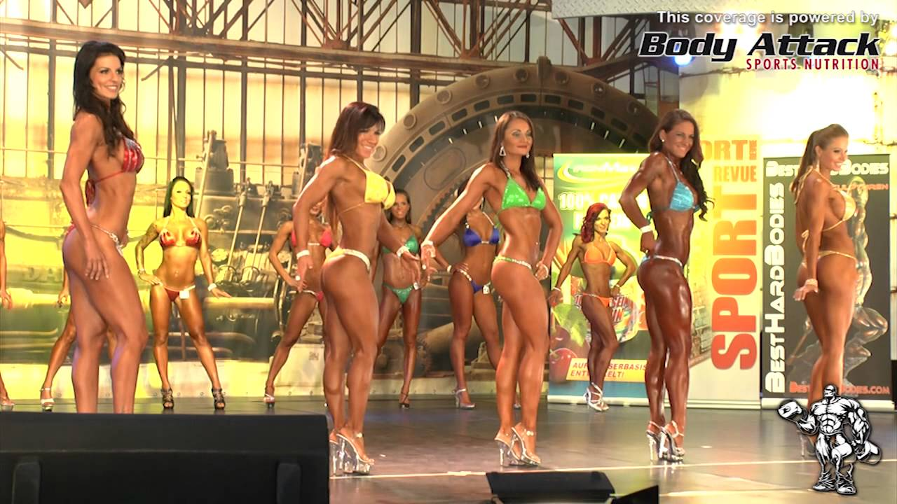 FIBO Power 2013 – Miss FIBO Power Beauty