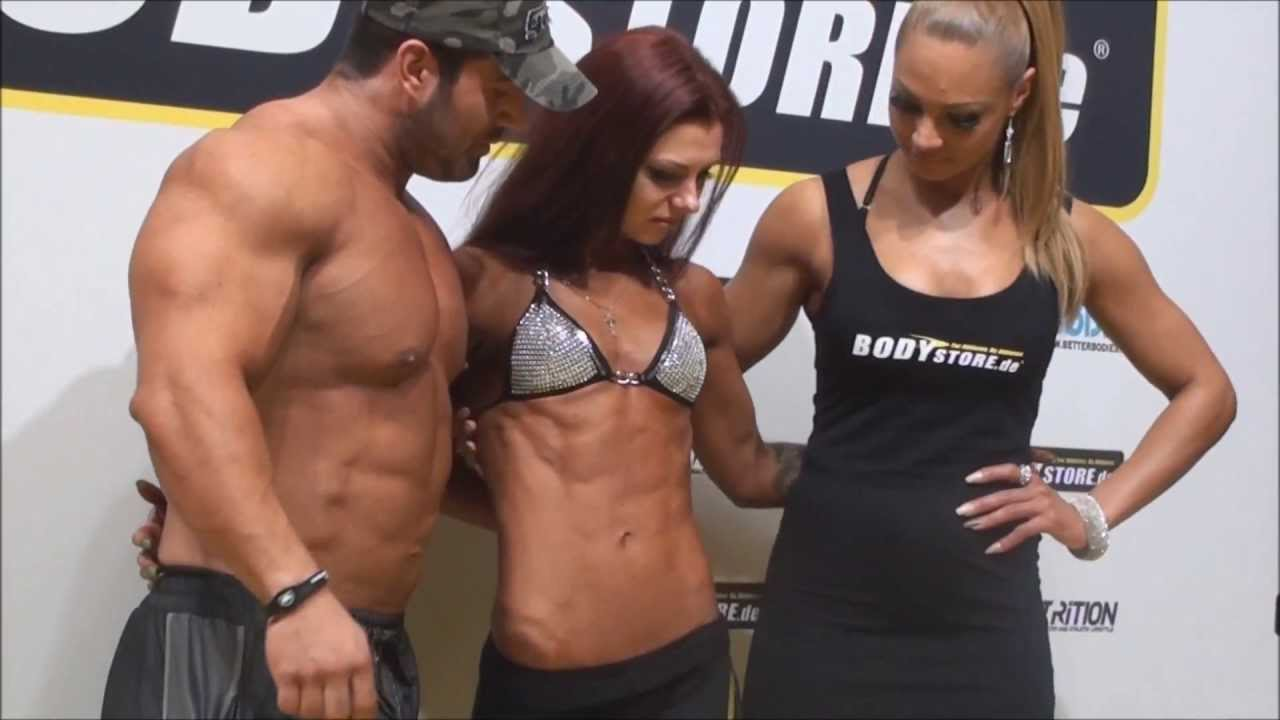 Girls at FIBO Power 2013