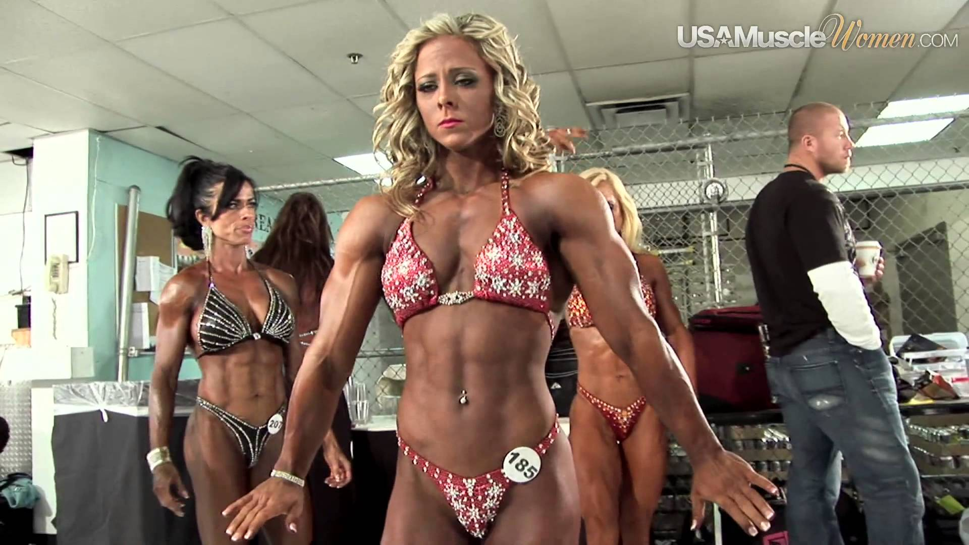 NPC National Championships 2012 – Bodybuilding, Physique, Bikini And Figure