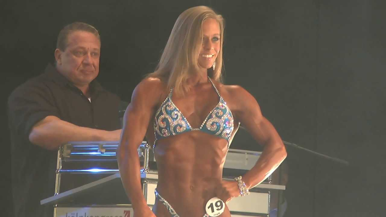 Bethany Wagner-Cisternino – FIBO Power 2013