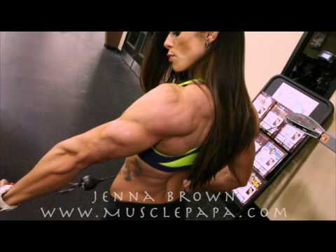 Jenna Brown Workout
