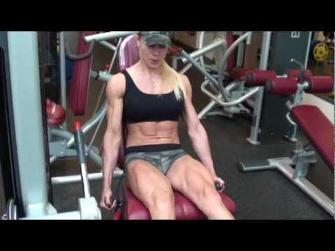 Elena Kirshchina Workout
