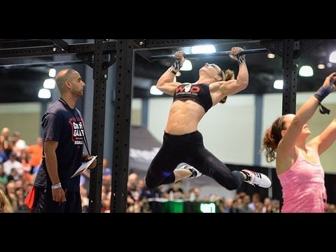 Talayna Fortunato – CrossFit Games 2013
