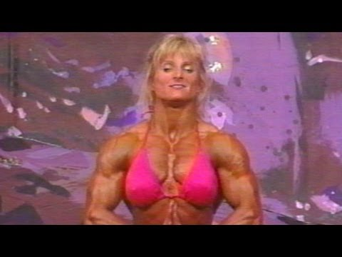 Sue Price – Ms. Olympia 1995
