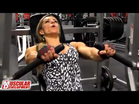 Juliana Malacarne Workout