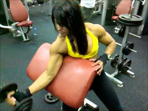 Priscila Collins Workout
