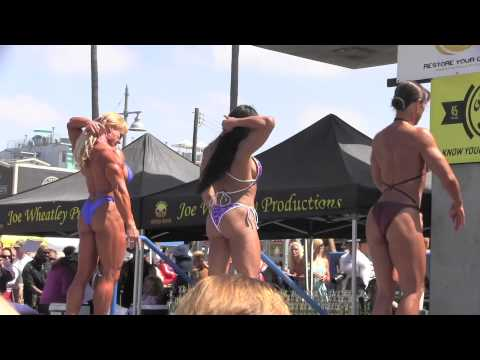 Muscle Beach 2013 – Bodybuilding Heavyweight Class