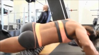 Jamie Pinder – Legs Workout