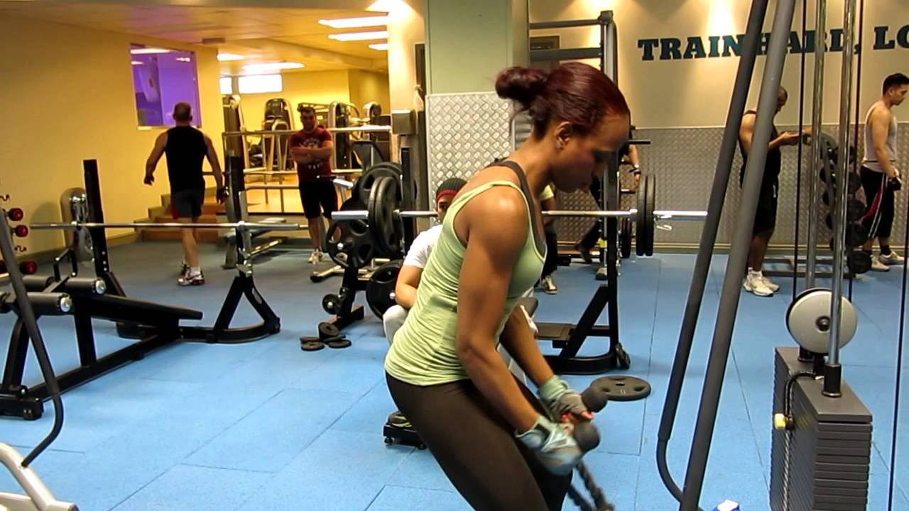 Latoya Walker – Arms Workout Part 2