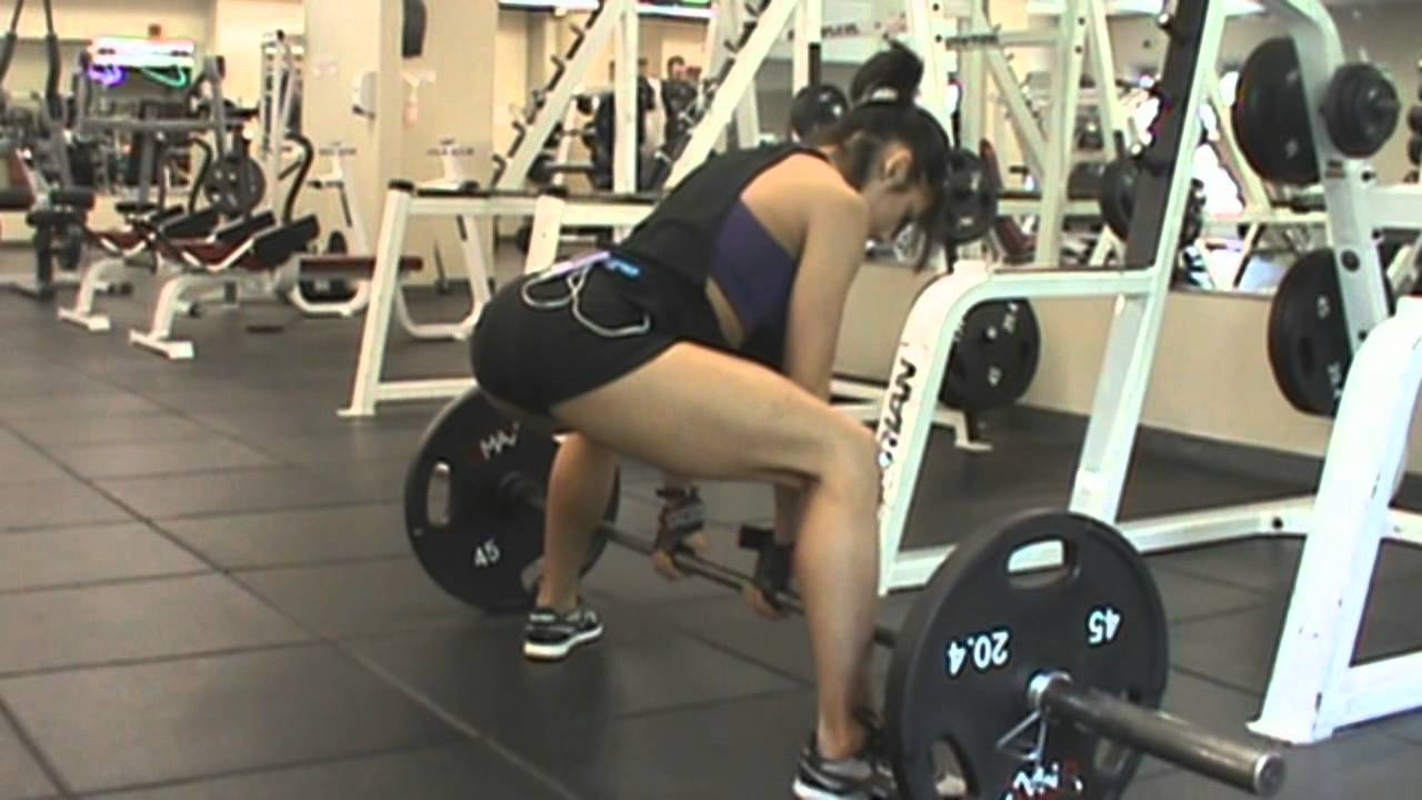 Andrea Valdez – Lower Body Workout