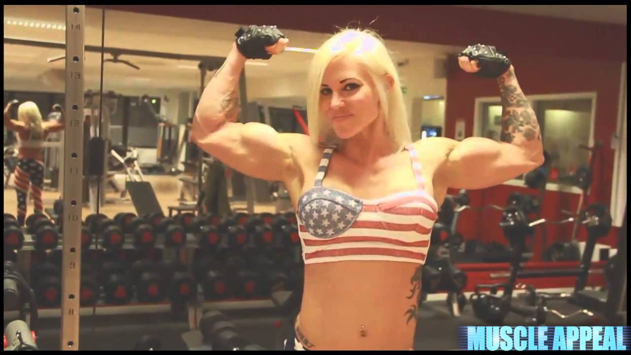 Heidi Vuorela – Motivating Muscle And Beauty