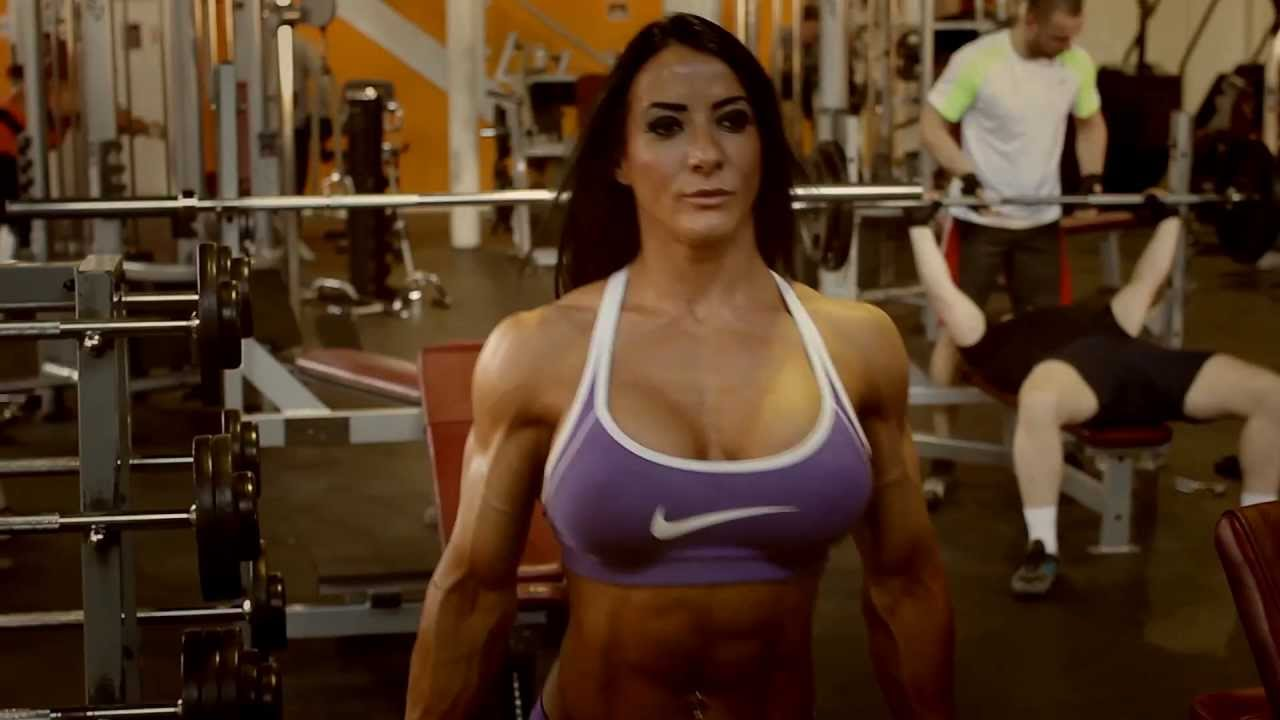 Ria Ward – New Physique Phenomenon