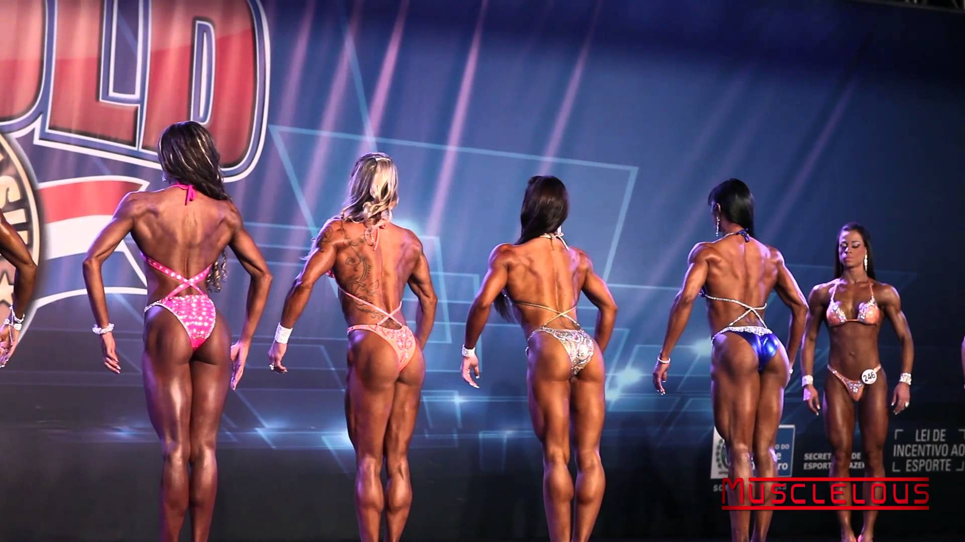 Arnold Classic Brazil 2013 – BodyFitness Up To 163cm