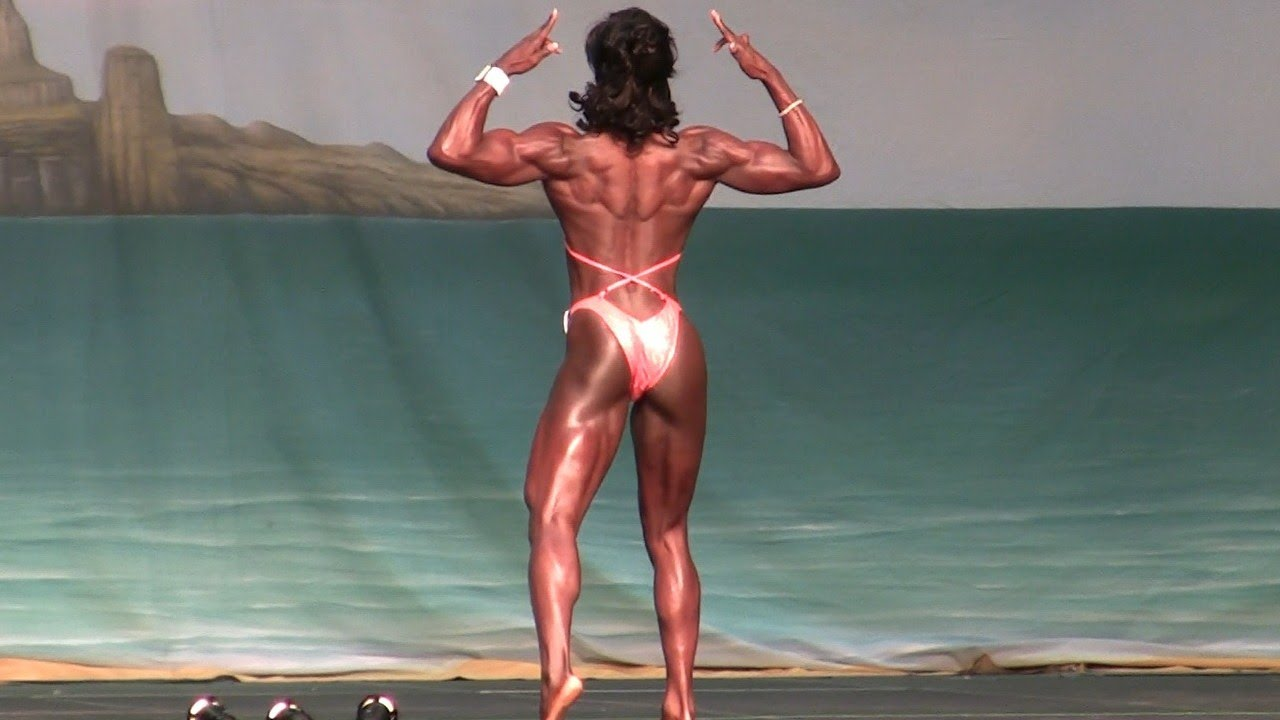 Candrea Judd-Adams – Europa Show Of Champions 2013