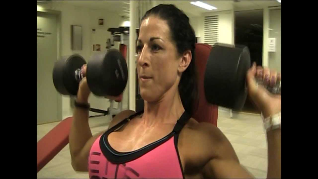 Mette Ulseth Workout