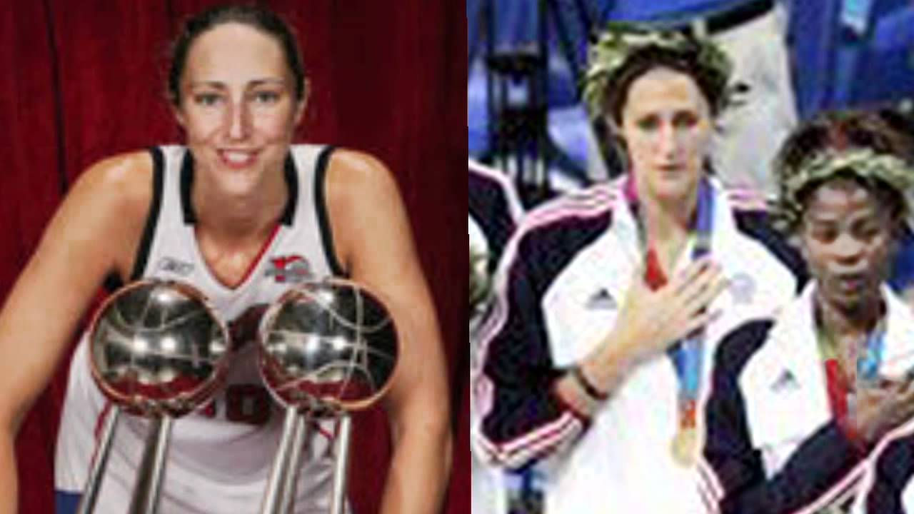 "Ruth Riley – 196cm (6'5"") Tall Basketball Player"