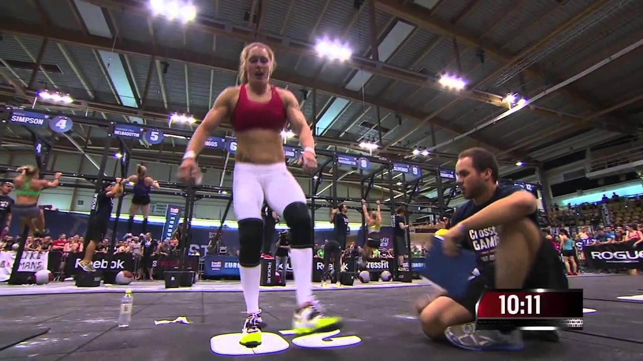 Sam Briggs – CrossFit Games 2013