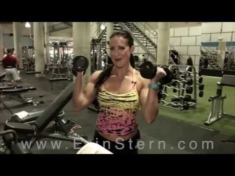 Erin Stern – Shoulders Workout