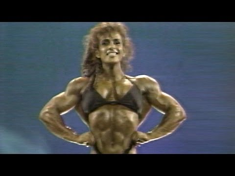 Claudia Profanter – Ms. Olympia 1991