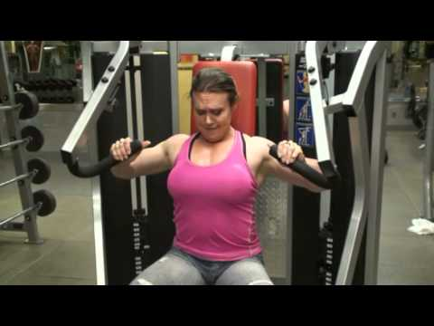 Colette Nelson – Chest Workout