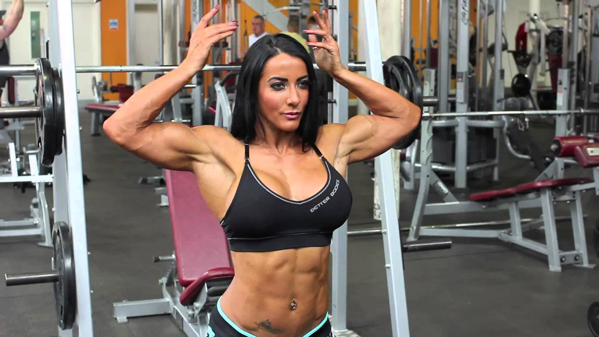 Ria Ward Workout