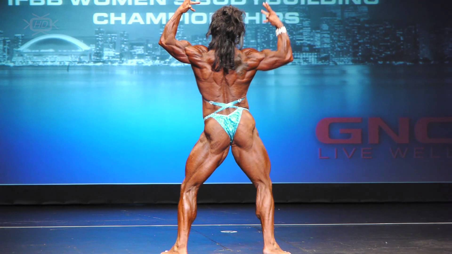 Sharon Mould – Toronto Pro SuperShow 2013