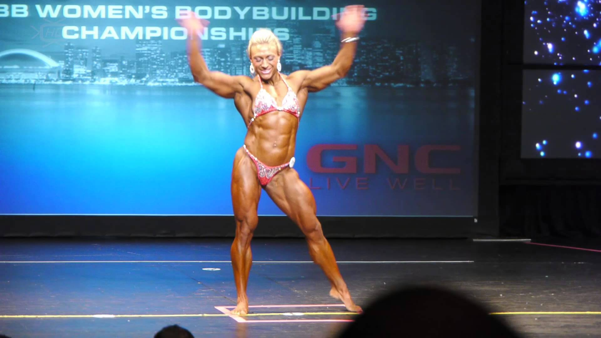 IFBB Chicago Pro 2019 – Women's Physique Evening Show