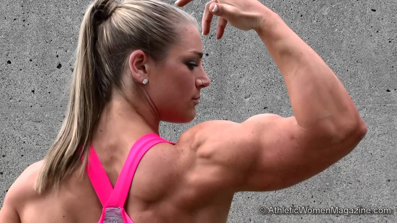 "Shayla ""The Specimen"" – Physique Competitor And Muscle Model"