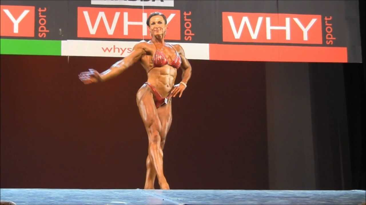 Alyssa Coppolino – Strong, Ripped, Canadian Female Muscle