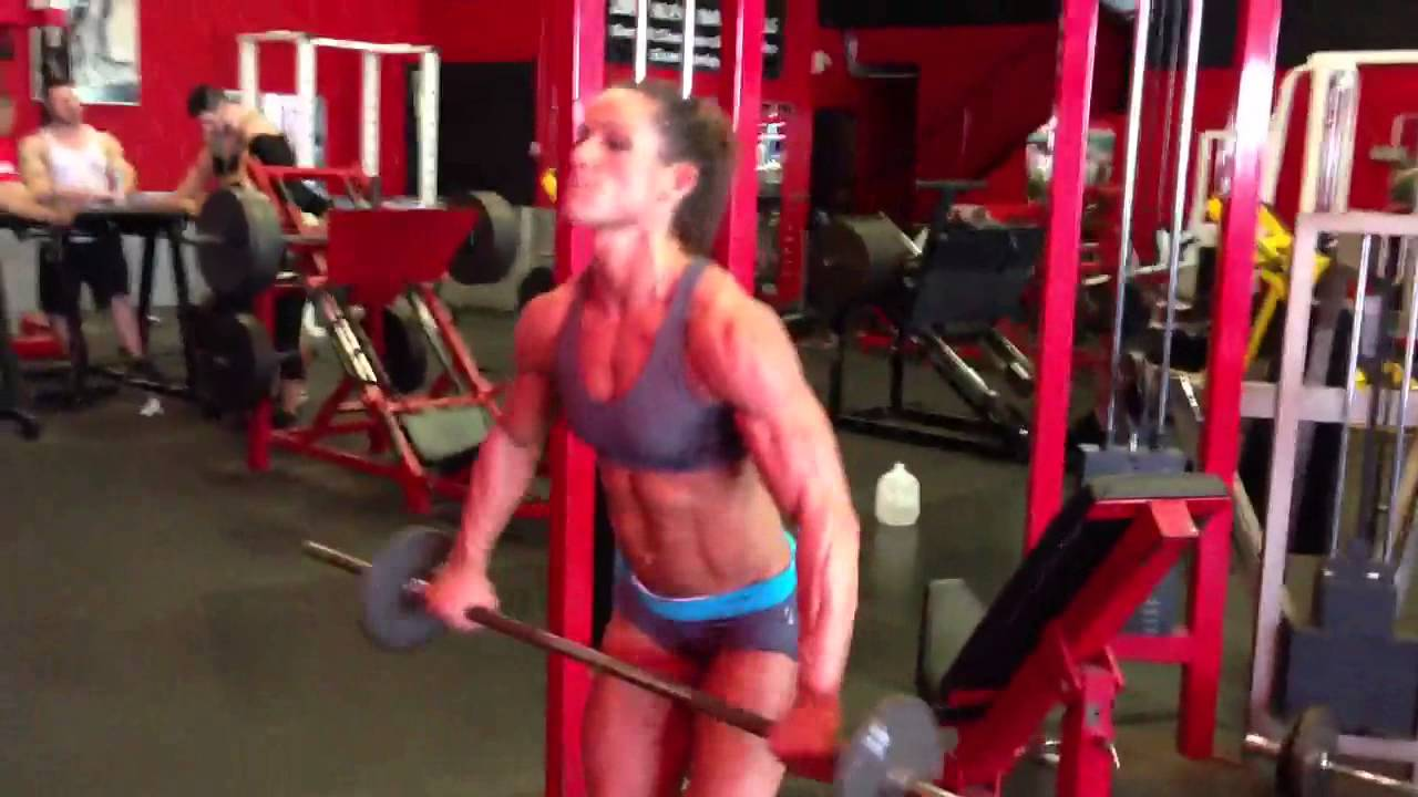 Jamie Pinder – Shoulders Workout