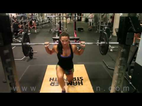 Erin Stern – 10 Variations Of The Squat