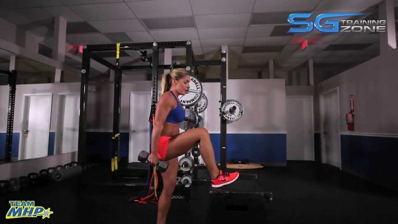 Sarah Grace – Butt And Leg Workout