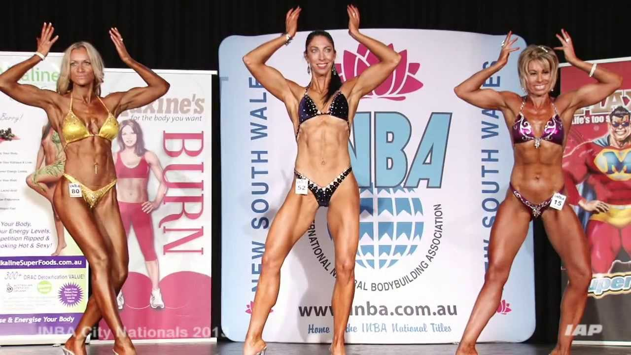 INBA City National 2013 – Ms. Physique Class