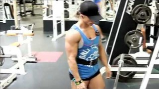 Shannon Courtney Workout
