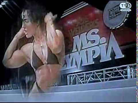 Ms. Olympia 1992