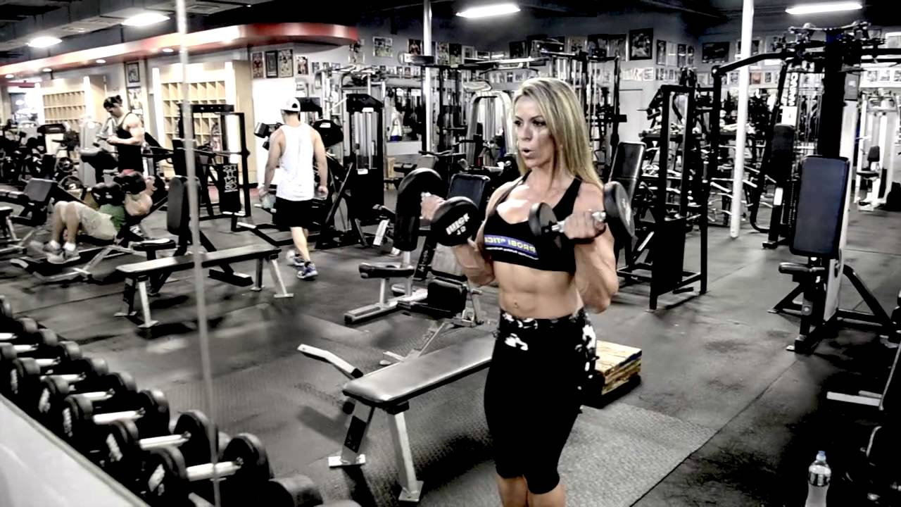 Juliana Malacarne Workout Part II