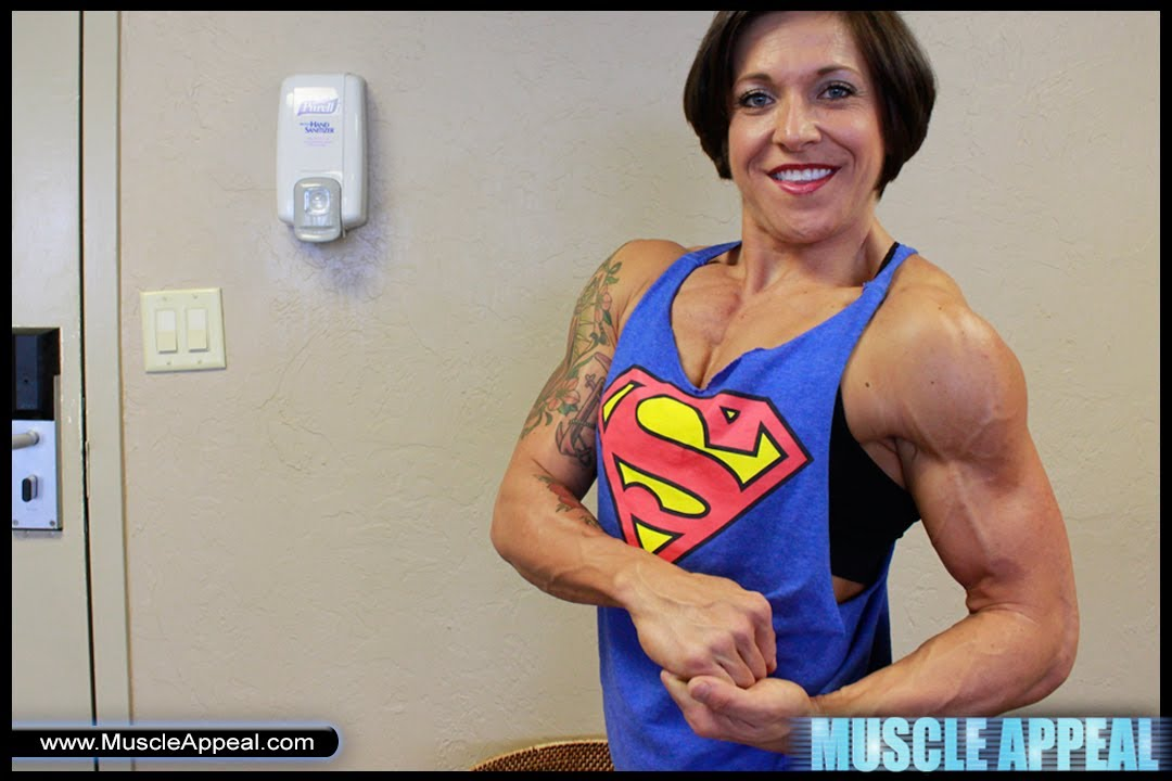 Tanya Super Girl Female Bodybuilder