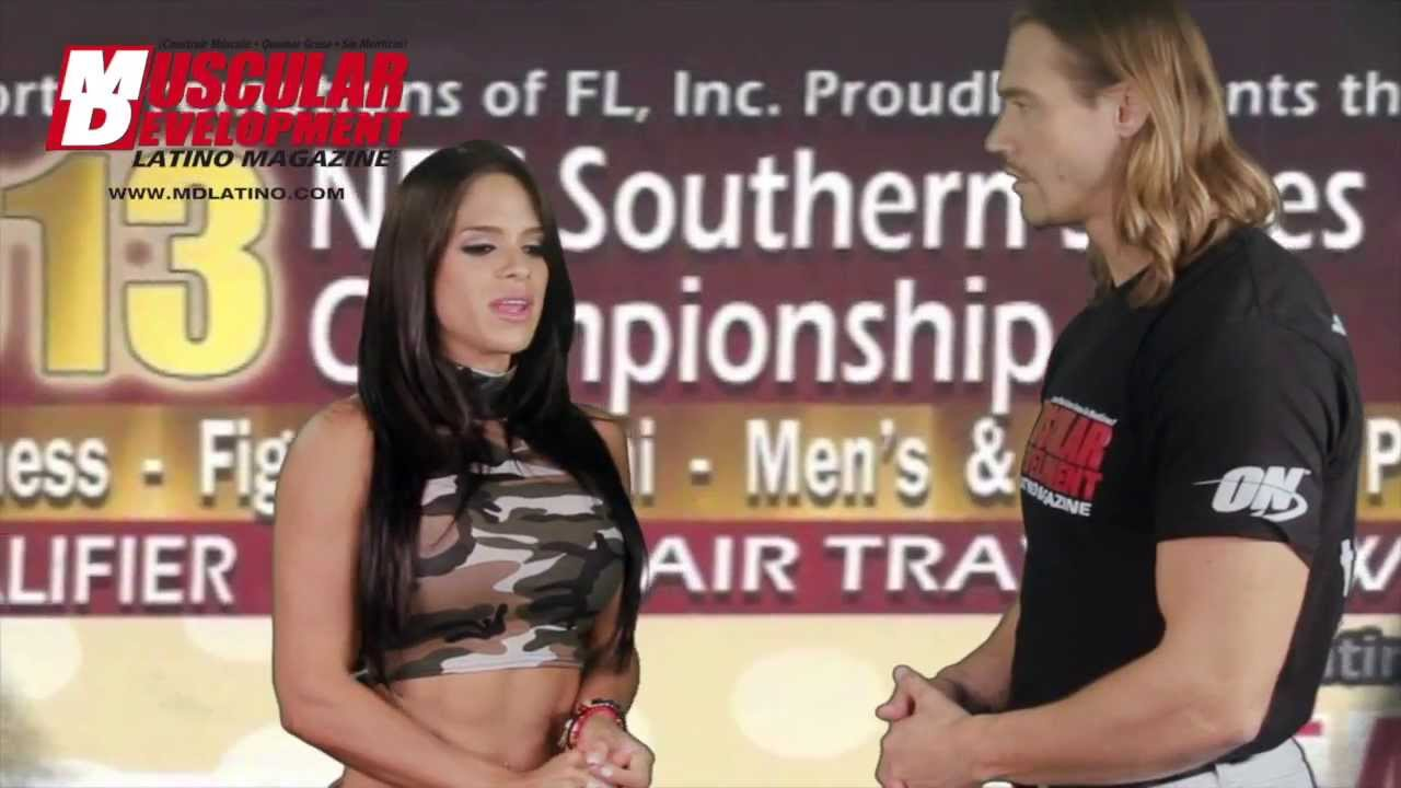 Michelle Lewin Interview