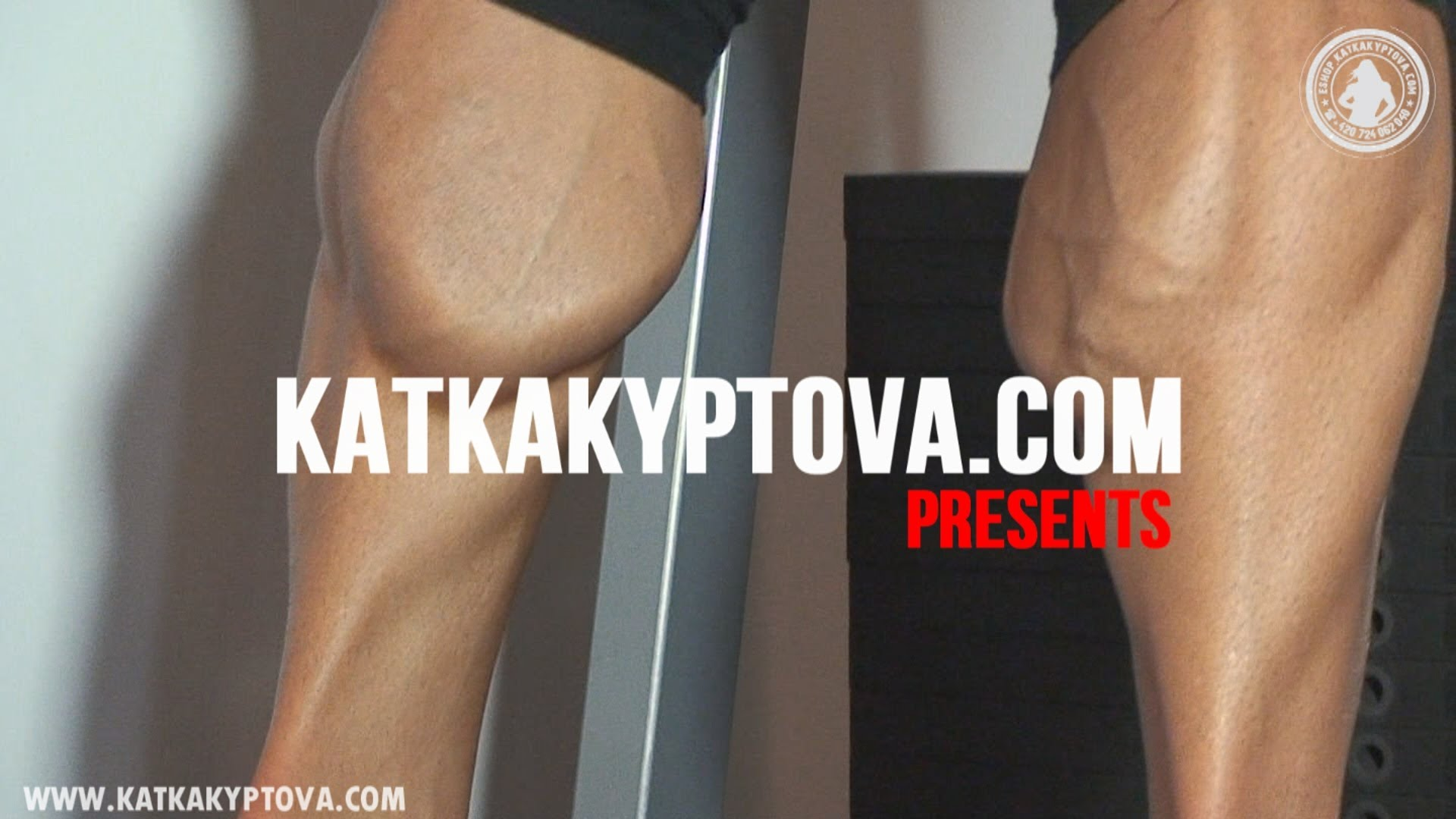 Katka Kyptova – The Muscle Lady