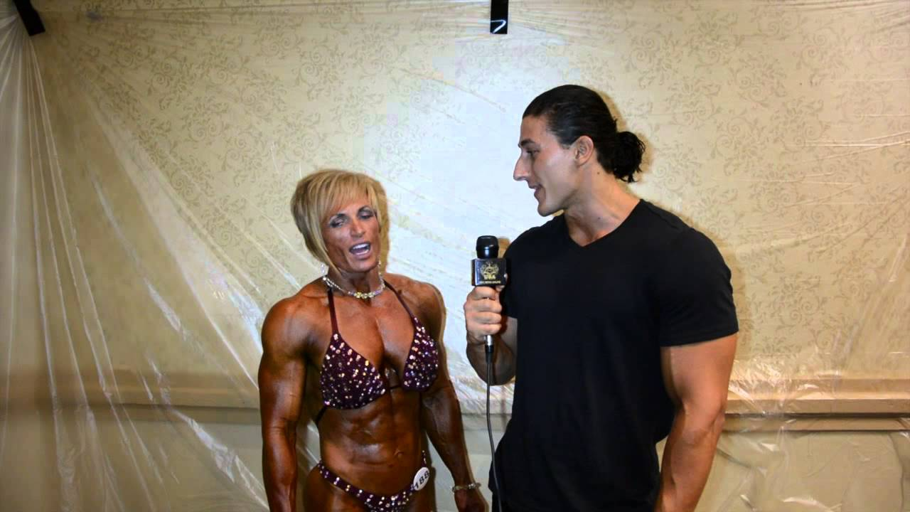 Christine Sabo – IFBB North American Championships 2013 Bodybuilding Winner