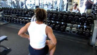 Jamie Pinder – 8 Weeks Out From The Ms. Olympia 2013