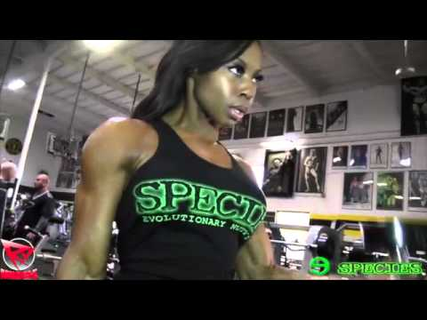 Latorya Watts – Workout At The Mecca