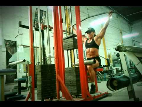 Ana Lopez Workout