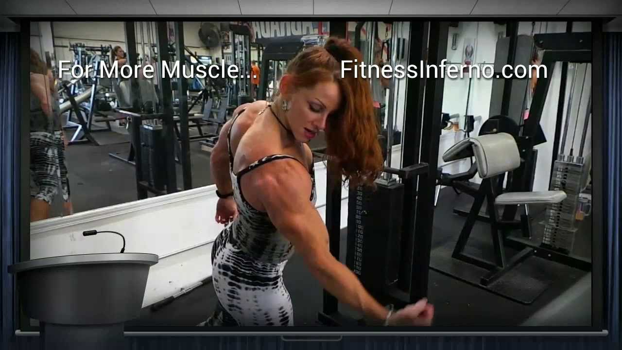 Konnie Slyziut – Upper Body Workout